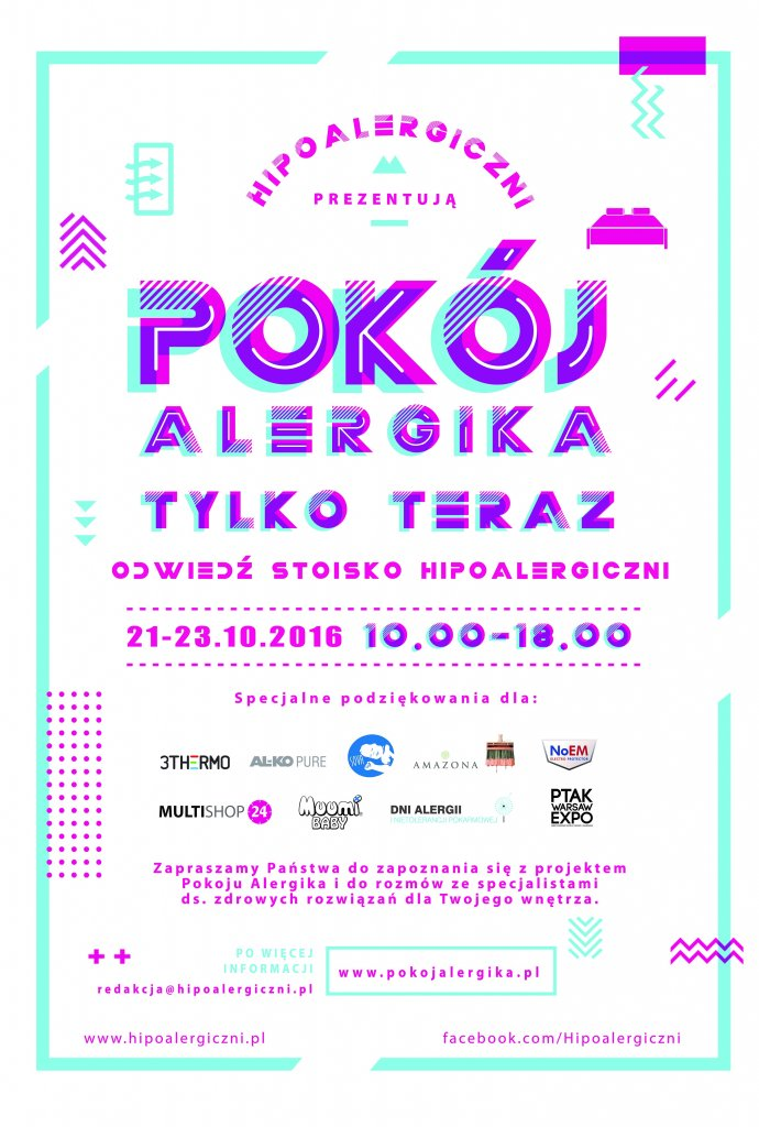 plakat pokoj_alergika